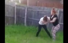 Two White Trash Chicks Got Talked Into Fighting Over A Man By Some Great Yet Awful Friends