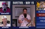 Barstool Rundown May 19, 2016