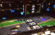 Amalie Arena Turned Into A Giant Game Of Mario Kart Last Night