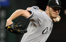 Chris Sale is on Another Planet Right Now