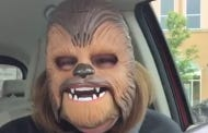 Watching This Viral Video Of A Lady Laughing In Her Chewbacca Mask Is The Happiest I've Been In Years