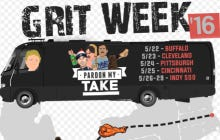 Bonus Saturday Edition Of Pardon My Take – Welcome To Grit Week