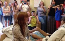 Florence And The Machine Sings For A Girl Hospice Care