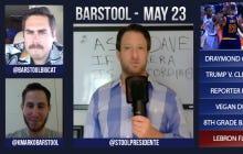 Barstool Rundown – May 23, 2016