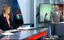 Sports Reporter Loses His Mind At The News Anchor For Getting Out Of Her Fucking Lane