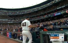 Wake Up With Madison Bumgarner Shutting Down The Cubs And Driving In The Game-Winning RBI