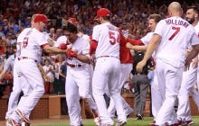 Wake Up With Randal Grichuk Hitting A Walk-Off Home Run To Beat The Cubs