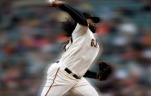 Giants Win Again On Lamest Walk-Off Hit Ever, But The Real Story Was Johnny Cueto (Again)
