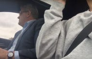 "Kid Puts A ""Honk If You're Horny"" Sign On The Back Of His Dad's Car And The Dad Loses His Shit"