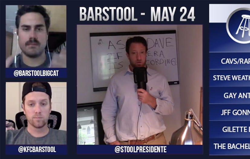 Barstool Rundown – May 24, 2016