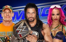 The WWE Is Going Back To The Brand Split Between Raw and Smackdown