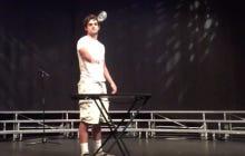 Dude Flips Water Bottle…Becomes Internet Legend.