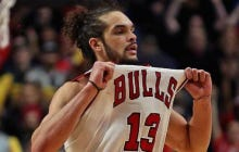 Sun-Times Reports That Joakim Noah Has Told His Teammates He's Done With The Bulls Because He Doesn't Trust The Front Office