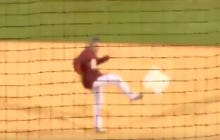 Legendary Minor League Baseball Manager Joe Mikulik Is Back At It Again With Another Ejection Blow-up