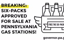 BREAKING: PA Joining The Rest Of The Free World In Being Able To Buy Beer At Gas Stations