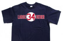 It's David Ortiz's Final Season, He's The Best Offensive Player In The Game, And Large Father T-Shirts Are Finally Here