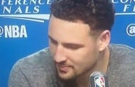 The Warriors Are So Broken Klay Thompson Forgot How To Read