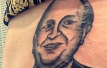 Man Loses Bet, Gets Gary Bettman Tattooed On His Ass – What Did We Learn?