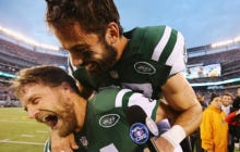 Eric Decker And Brandon Marshall Skip Optional OTA As Protest Over Jets Not Paying Fitz
