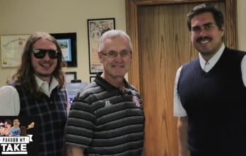 5-26 Bonus Episode Of Pardon My Take With Jim Tressel