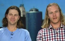 Time To Answer The Age Old Question – Who's Hair Is Better? Thor Or deGrom?