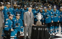 After 25 Years, The San Jose Sharks Are Going To The Stanley Cup Final