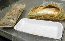 This Meth Burrito Looks Delicious