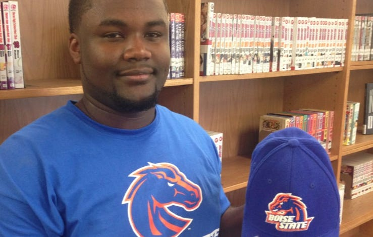 Boise State Football Player Kicked Off Team For Biting His Teammate's God Damn Ear Off