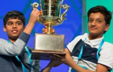The Spelling Bee Ends With A Co-Champion For The THIRD Straight Year