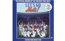 """Wake Up With """"Lets Go Mets"""", The Official Theme Song Of The '86 Mets"""