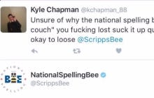 You Come At The Scripps National Spelling Bee On Twitter…You Best Not Miss.
