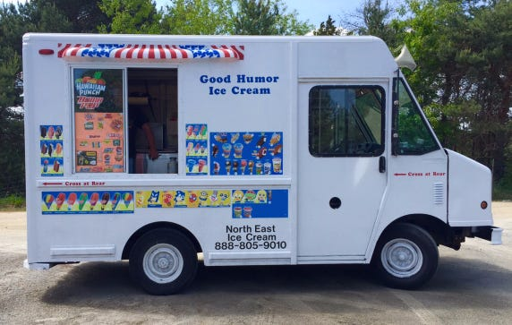 With The Unofficial Arrival Of Summer, Here Are My Official Power Rankings Of Treats You Can Get From The Ice Cream Truck