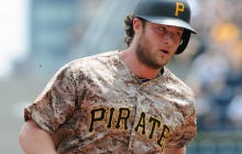 Wake Up With Gerrit Cole Hitting A Three-Run Homer