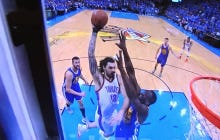 Steven Adams Put Draymond Green On A Poster