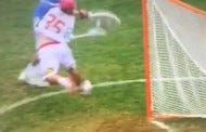 Maryland Goalie With The Save Of The Century