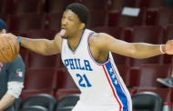 Joel Embiid Declares He's #FinallyHealthy, Gets On The Kevin Durant To Philly Train