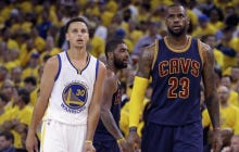 "Neither Lebron James Nor Steph Curry Are ""Underdogs"""