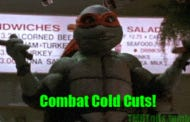 Sausage-Wielding Neo-Nazis Wage War On A Vegan Cafe