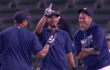 Wake Up With Nelson Cruz Becoming The First Player Ever To Hit A Home Run Out Of Safeco Field