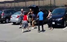 Ease Into The Week With A Good Ol Fashioned Middle Aged Couples Fight In A Costco Parking Lot