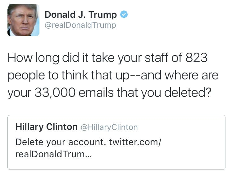 news twitter deletes donald trumps account