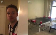 Matthew Dellavedova Playing Beer Pong With PBR, Officially My Favorite Champion To Celebrate A Title