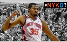 Here We Go Again Knicks Fans. Phil Jackson Reportedly Told Derrick Rose That He's Going After Kevin Durant Next