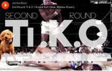 1 Year Ago Today, Second Round Ti.K.O Set The World On Fire