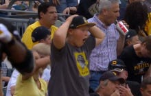 Wake Up With John Jaso's Home Run Blowing This Kid's Mind