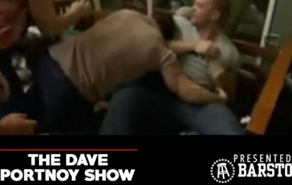 The Dave Portnoy Show Featuring Living Legend CT Is Now Live
