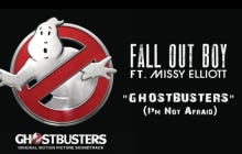 Fall Out Boy And Missy Elliot Collaborated To Remake The Ghostbusters Song And…Yeah