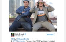 Pardon My Take Did Kyle Brandt's (Jim Rome Show) Podcast 20 Questions, Listen Here