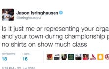 """Jason Insringhausen Would Like You All To Know About A Little Thing Called """"Class"""""""