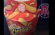 15 Second Food Review: Burger King Mac N' Cheetos